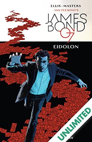 James Bond #8: Digital Exclusive Edition