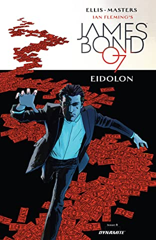 James Bond (2015-2016) #8: Digital Exclusive Edition