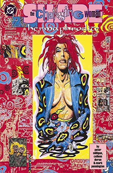 Shade, the Changing Man (1990-1996) #27