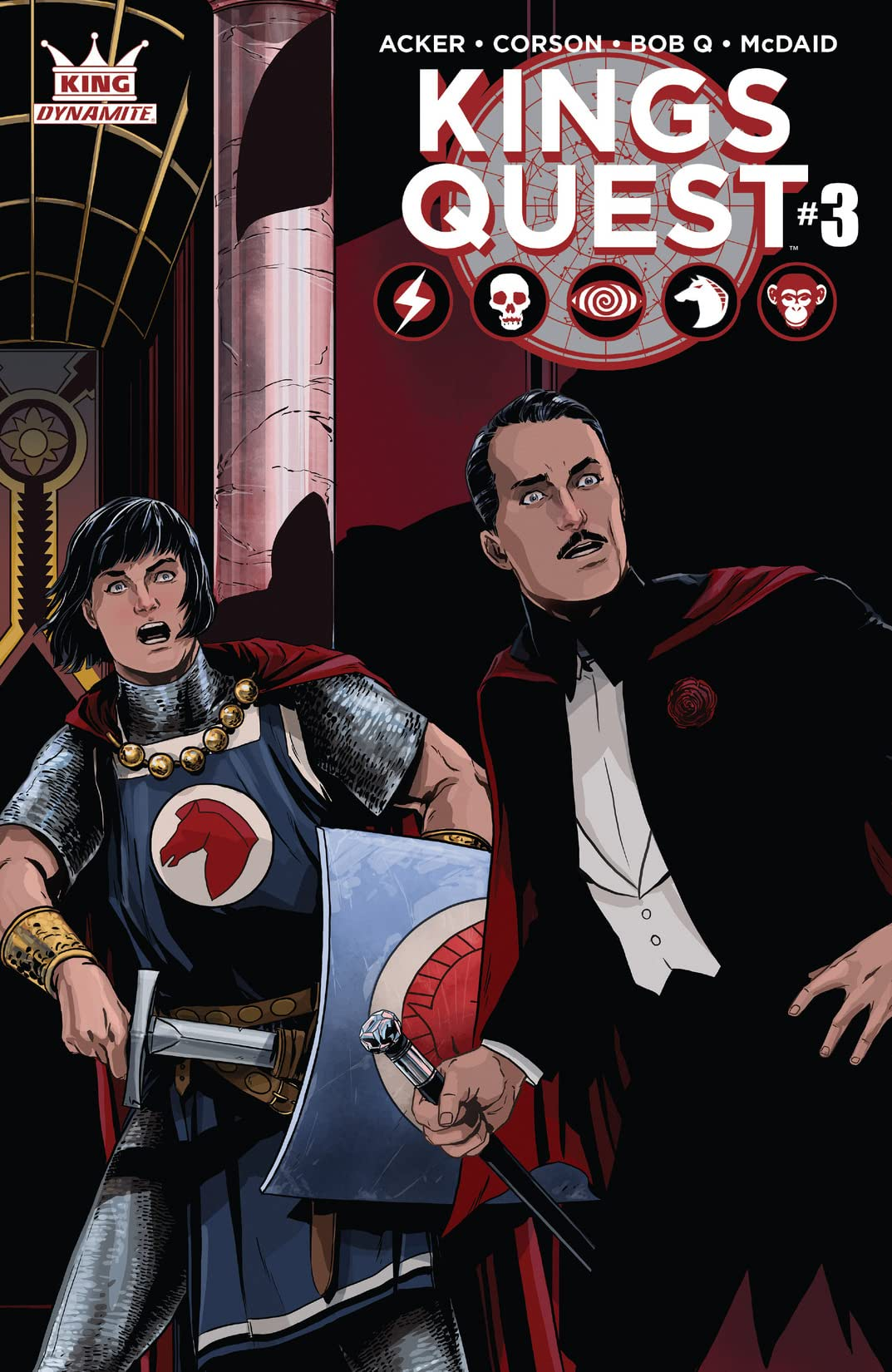 Kings Quest #3: Digital Exclusive Edition