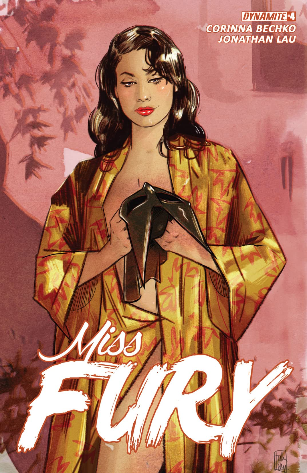 Miss Fury (2016) #4: Digital Exclusive Edition
