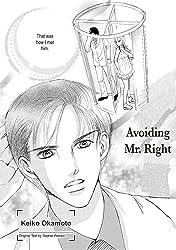 Avoiding Mr. Right