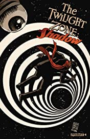 The Twilight Zone/The Shadow #4: Digital Exclusive Edition