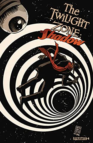 The Twilight Zone/The Shadow #4: