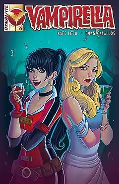 Vampirella (2016) #5: Digital Exclusive Edition