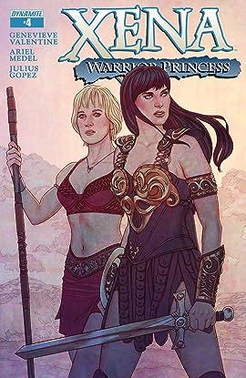 Xena: Warrior Princess (2016) #4: Digital Exclusive Edition