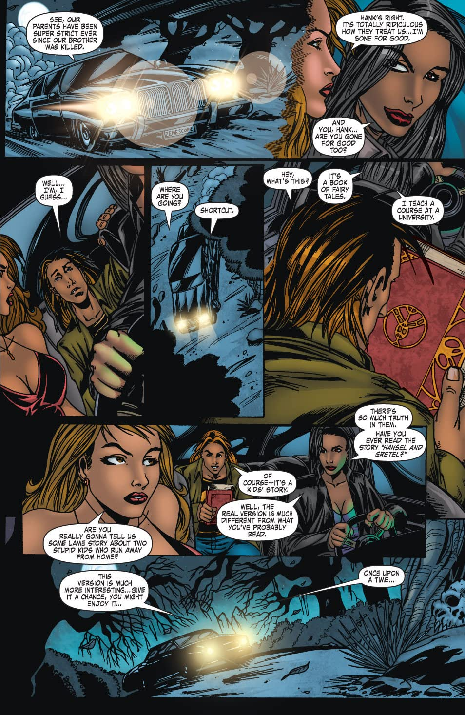Grimm Fairy Tales #3