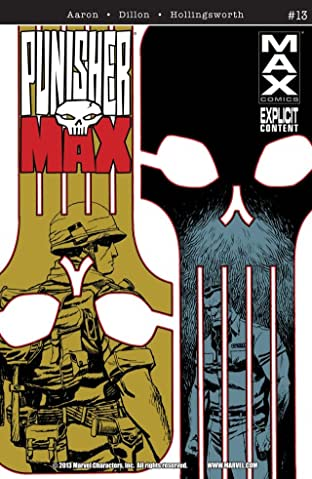 PunisherMax (2009-2012) #13