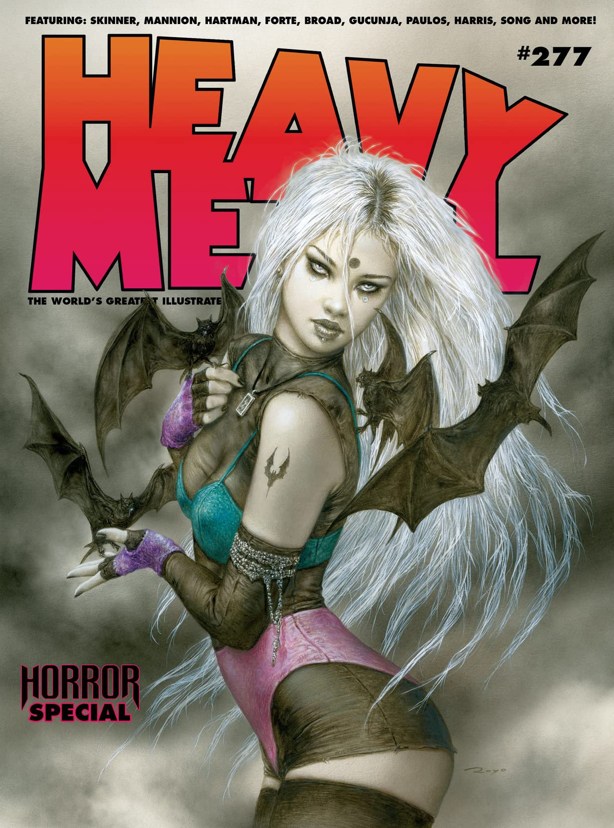 Heavy Metal #277
