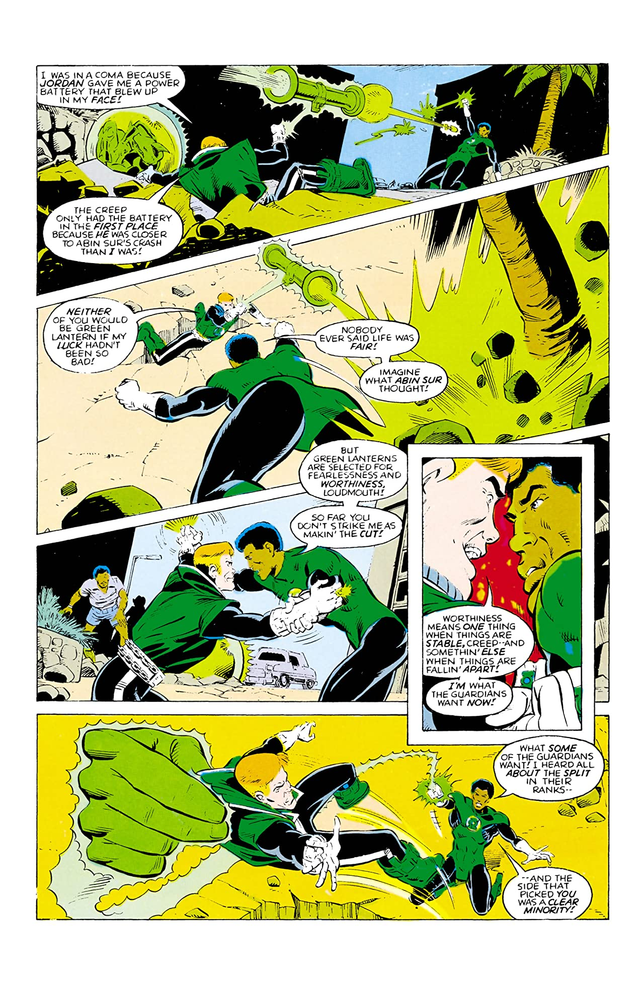 Green Lantern (1960-1986) #197