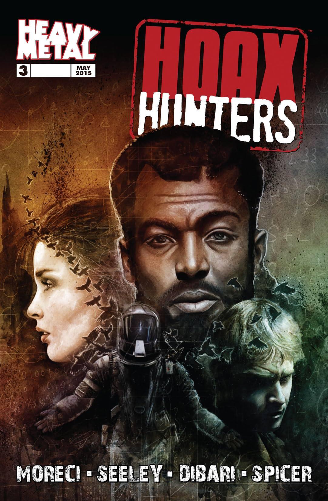 Hoax Hunters #3