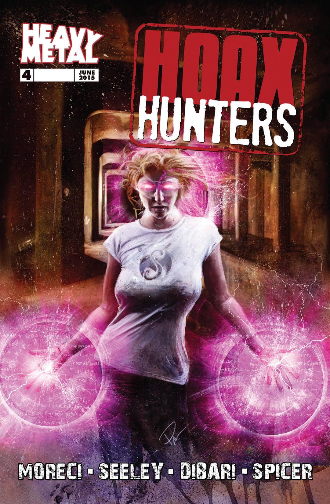 Hoax Hunters #4