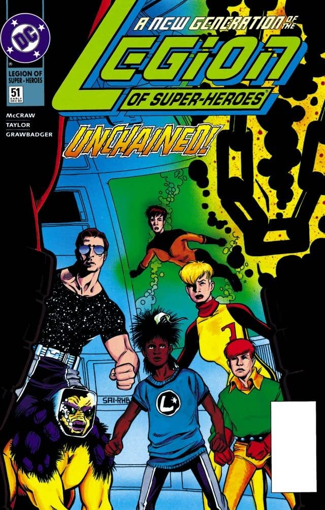 Legion of Super-Heroes (1989-2000) #51