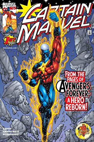 Captain Marvel (2000-2002) #1