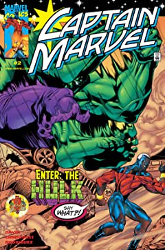 Captain Marvel (2000-2002) #2