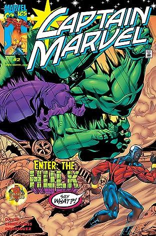 Captain Marvel (2000-2002) #2