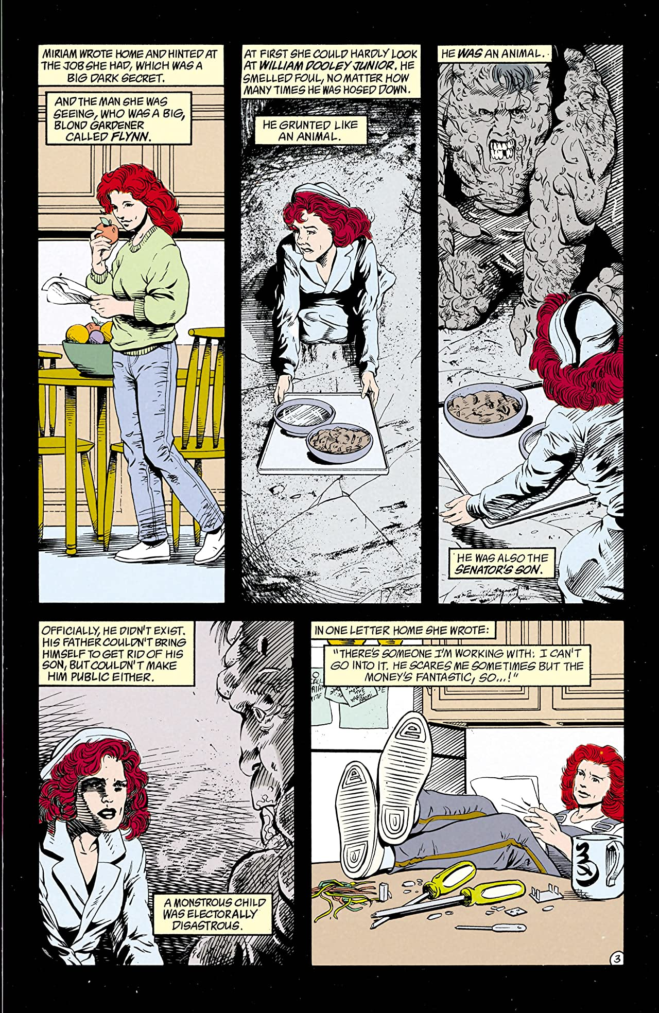 Shade, the Changing Man (1990-1996) #29