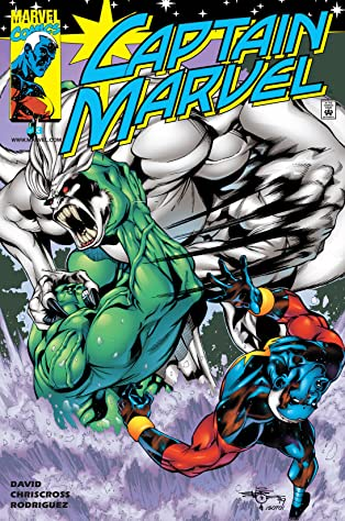 Captain Marvel (2000-2002) #3