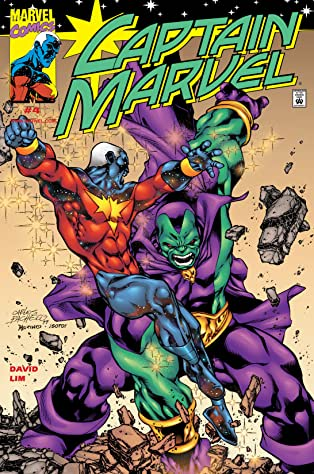 Captain Marvel (2000-2002) #4
