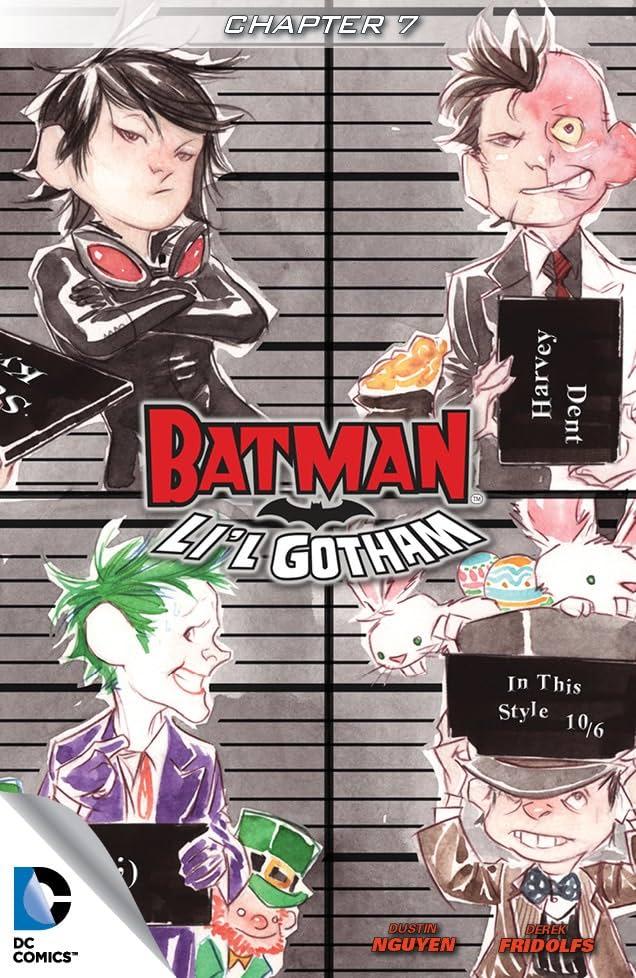 Batman: Li'l Gotham #7