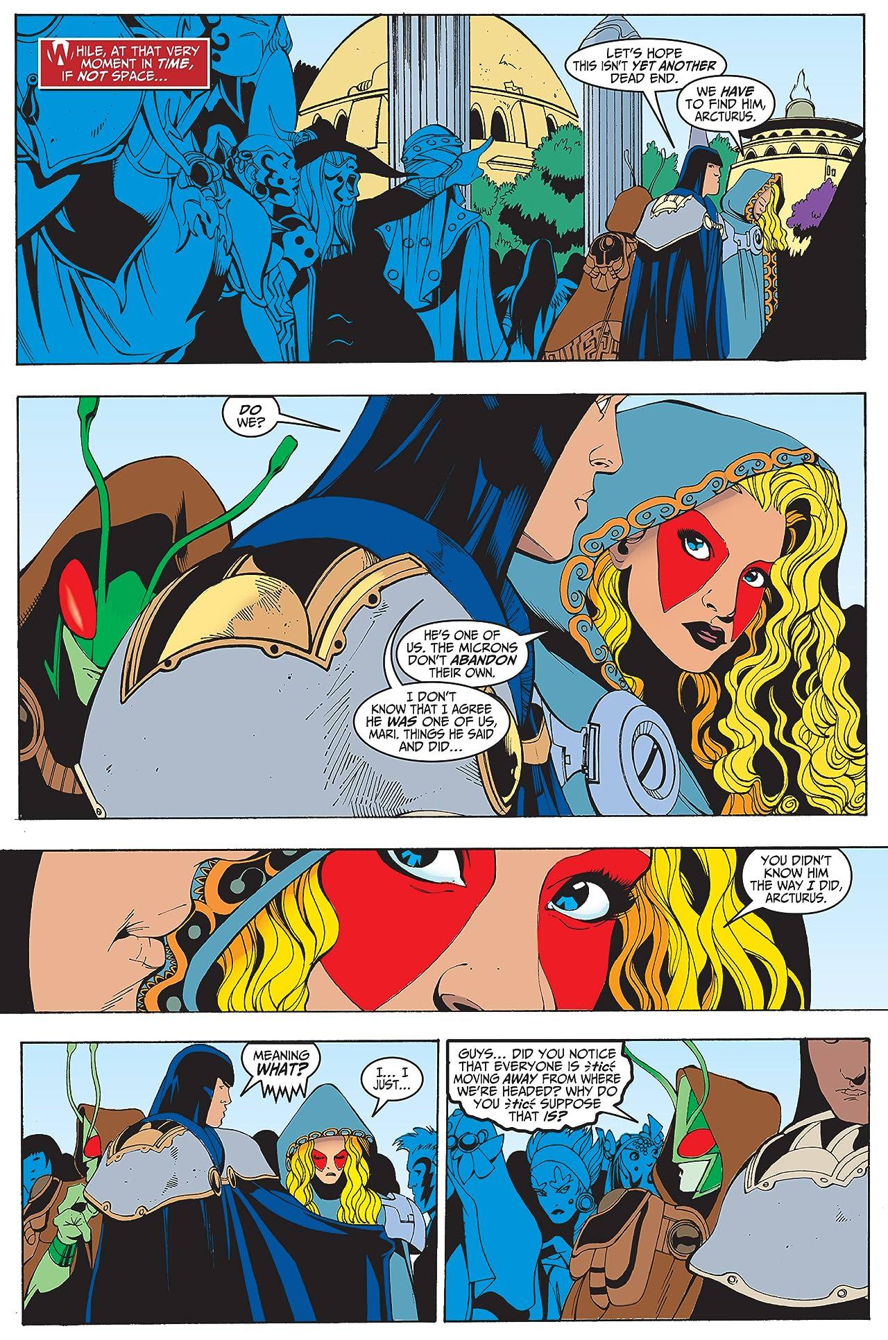 Captain Marvel (2000-2002) #6