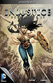 Injustice: Gods Among Us (2013) #9
