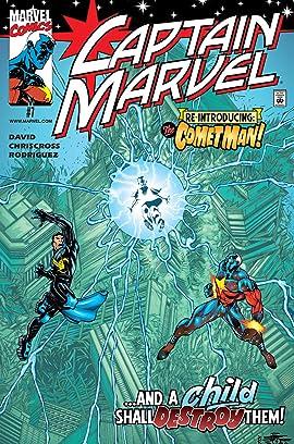 Captain Marvel (2000-2002) No.7