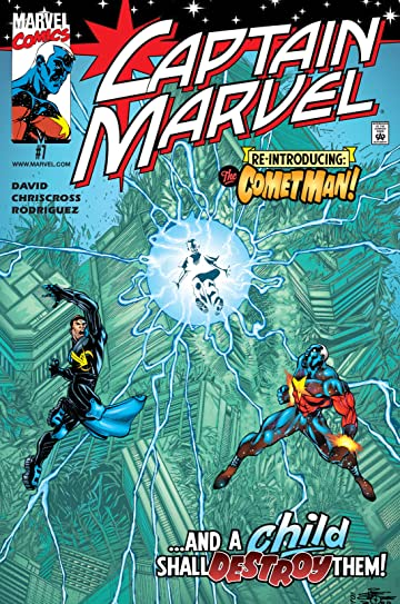 Captain Marvel (2000-2002) #7