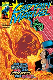 Captain Marvel (2000-2002) #8