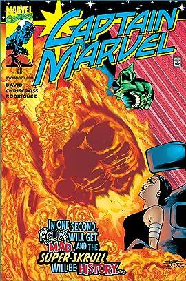 Captain Marvel (2000-2002) #8