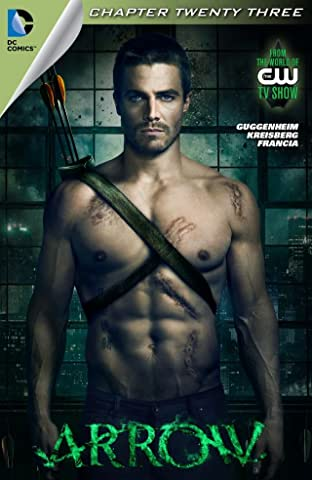 Arrow (2012-2013) No.23