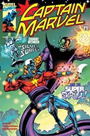 Captain Marvel (2000-2002) #9