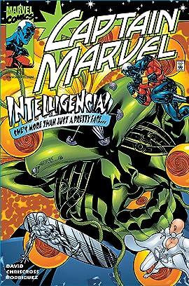 Captain Marvel (2000-2002) No.10