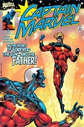 Captain Marvel (2000-2002) #11