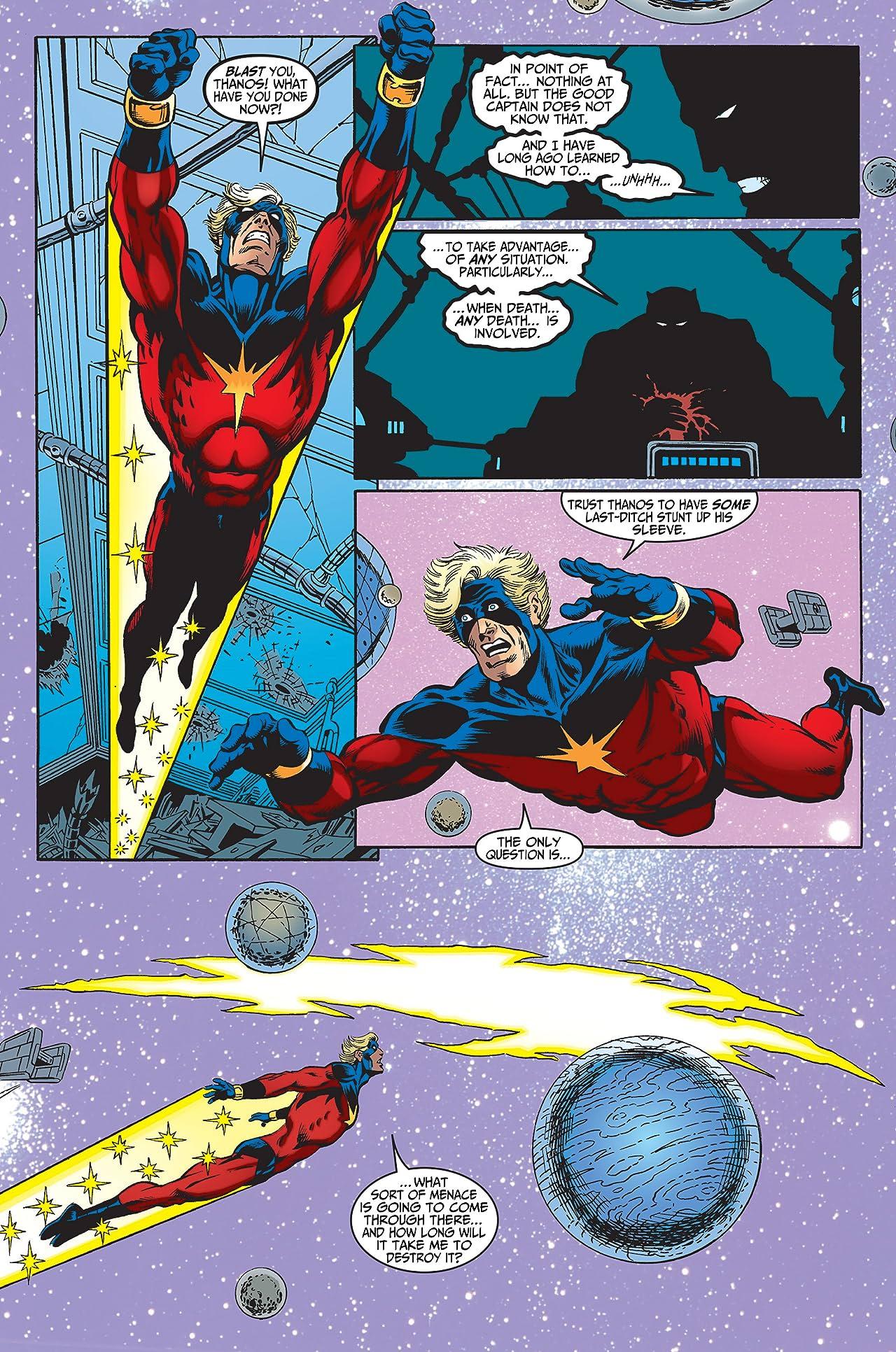 Captain Marvel (2000-2002) #11