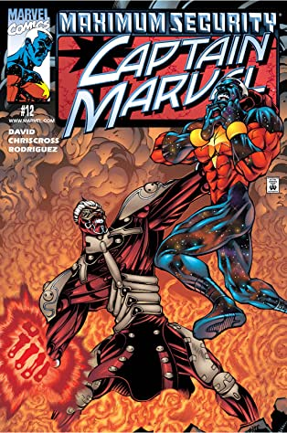 Captain Marvel (2000-2002) #12