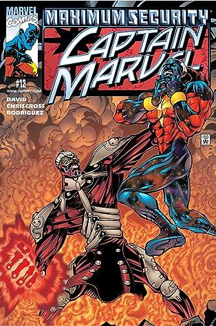 Captain Marvel (2000-2002) #12