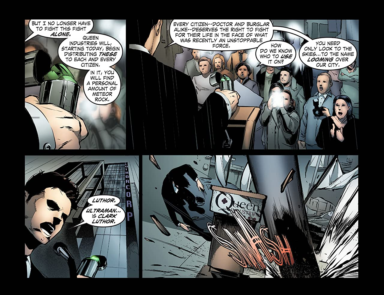 Smallville: Season 11 #38