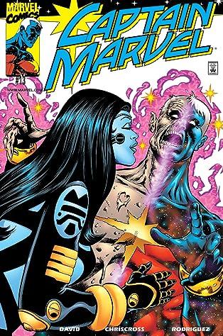Captain Marvel (2000-2002) #13
