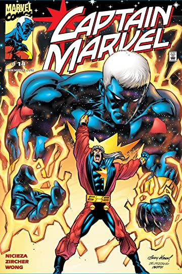 Captain Marvel (2000-2002) #14