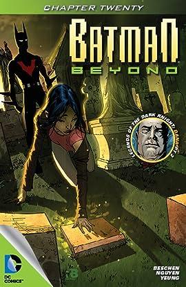 Batman Beyond (2012-2013) #20