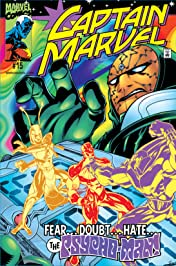 Captain Marvel (2000-2002) #15