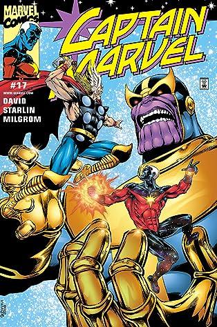 Captain Marvel (2000-2002) #17