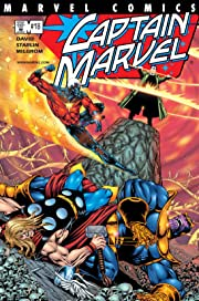 Captain Marvel (2000-2002) #18