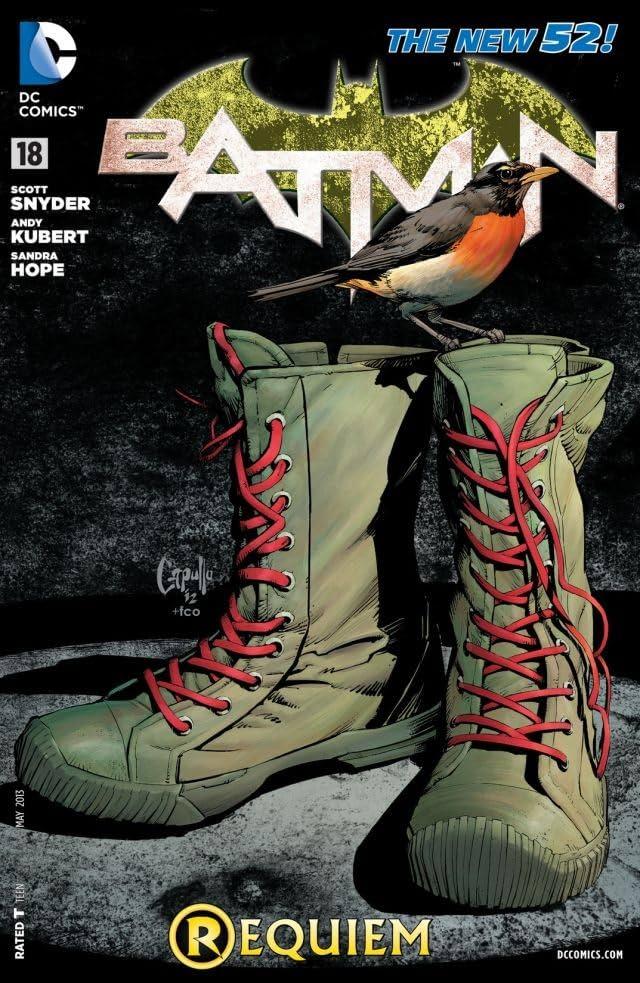 Batman (2011-) #18
