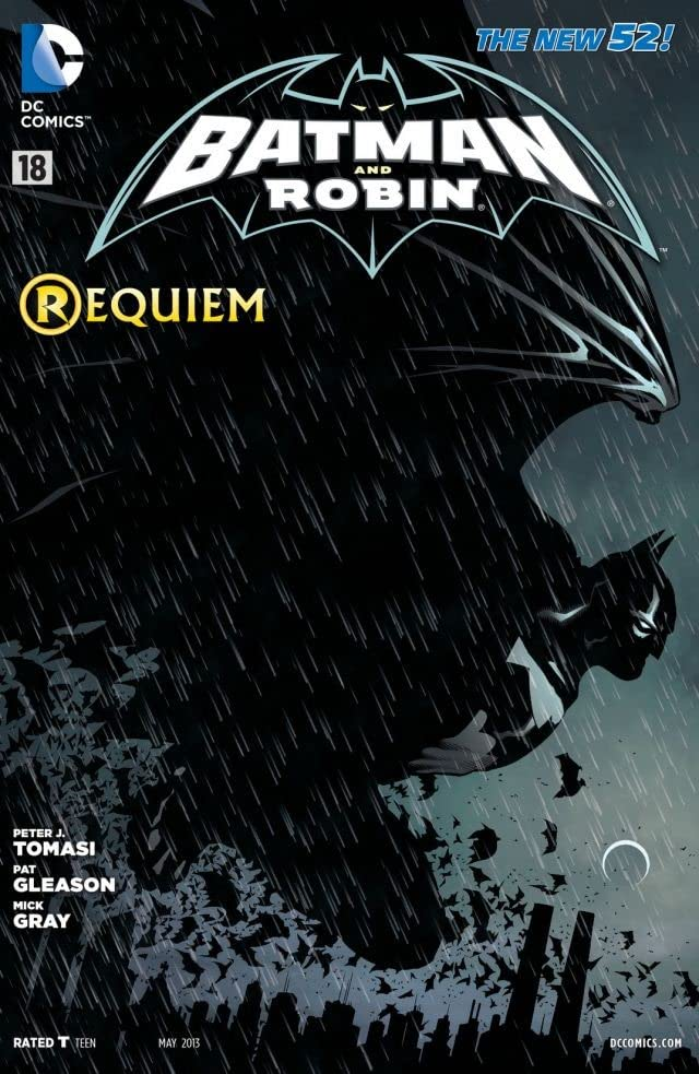 Batman and Robin (2011-2015) #18