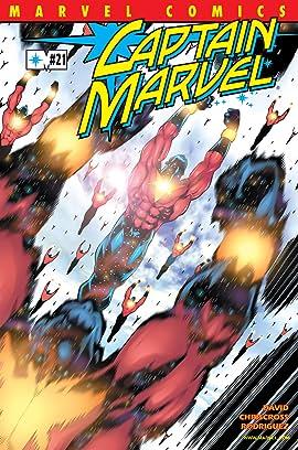 Captain Marvel (2000-2002) #21