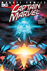 Captain Marvel (2000-2002) #22
