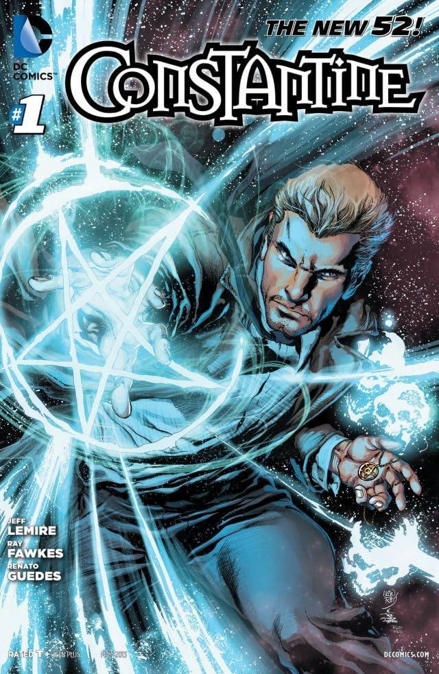 Constantine (2013-2015) #1