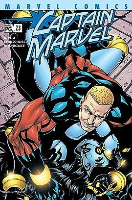 Captain Marvel (2000-2002) #23